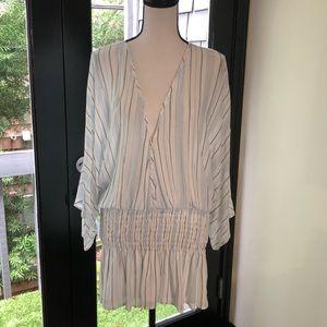 NWT Treasure Blouson Dress